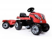 SMOBY Traktor Farmer XL (Rot)