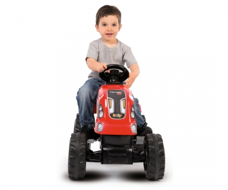 SMOBY Tractor Farmer XL (red)