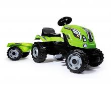 SMOBY Traktor Farmer XL (Grün)
