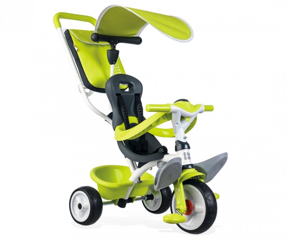 tricycle baby balade green tricycles vehicles shop. Black Bedroom Furniture Sets. Home Design Ideas