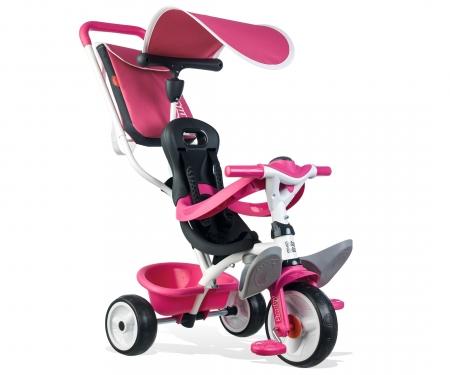 Dreirad Baby Balade Pink