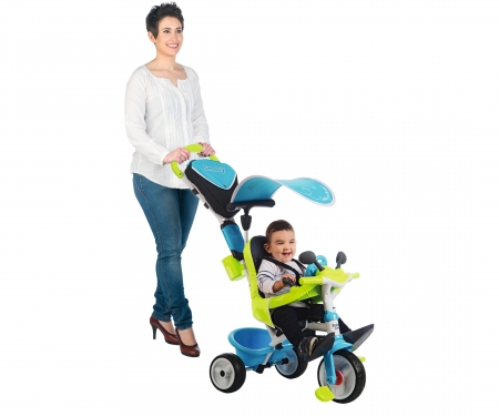 Baby Driver Comfort 2 blue