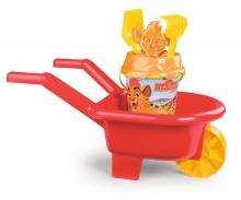 Lion Guard Wheelbarrow with Bucket Set