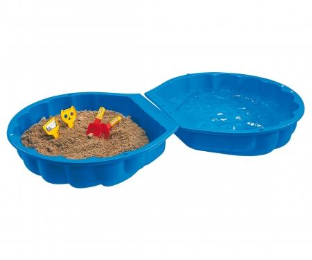 BIG-Sand-/Watershell blau