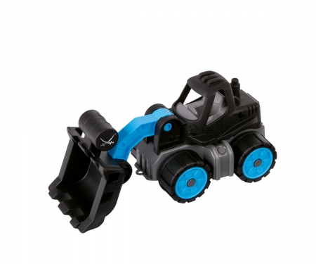 BIG-Power-Worker Mini Wheel-Loader Sansibar