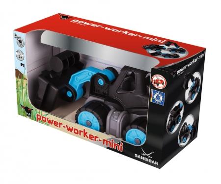 BIG-Power-Worker Mini Radlader Sansibar