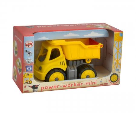BIG Power Worker Mini Dumper