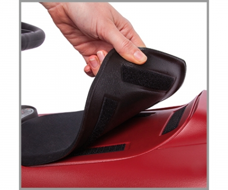 Bobby-AMG GT Red