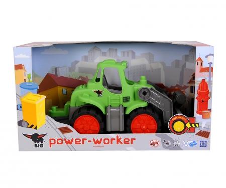 BIG-Power-Worker Tractor