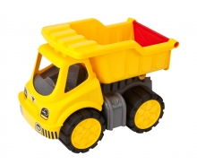 BIG-Power-Worker Dumper Truck
