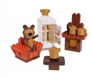 BIG-Bloxx Masha and the Bear - Bear's Room