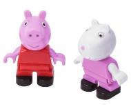 BIG-Bloxx Peppa Pig Peppa + Suzy