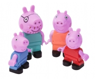 BIG-Bloxx Peppa Pig Peppa´s Family