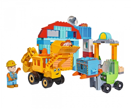 BIG Bloxx Bob the Builder Bob´s Yard