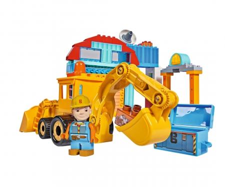 BIG-Bloxx Bob der Baumeister Bob´s Werkstatt