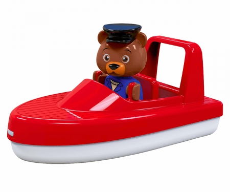 aquaplay AquaPlay SpeedBoat + Puppet