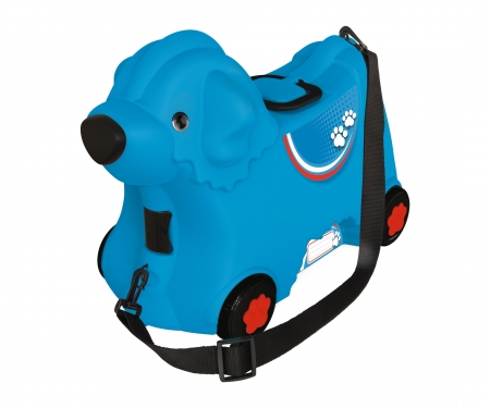 big BIG-Bobby-Trolley blau