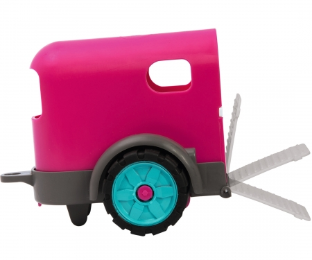 big BIG Power Worker Mini Ponytransporter Set
