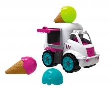 big BIG-Power-Worker Mini Eiswagen