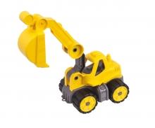 big BIG Power Worker Mini Digger