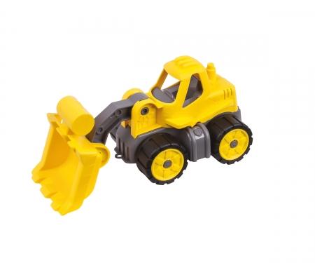 big BIG-Power-Worker Mini Radlader