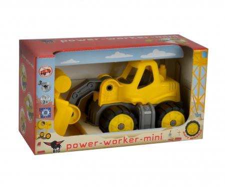 big BIG Power Worker Wheel Loader