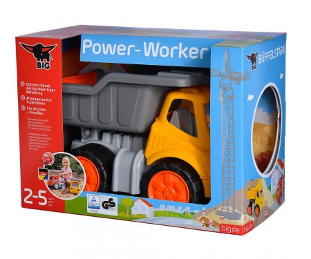 big BIG-Power-Worker Dumper