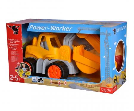 big BIG-Power-Worker Bagger