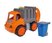 big BIG-Power-Worker garbage truck