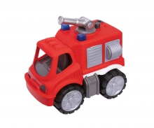 big BIG-Power-Worker Fire Fighter Car