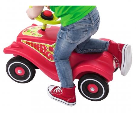 big BIG-Bobby-Car-Classic Cherry Girl