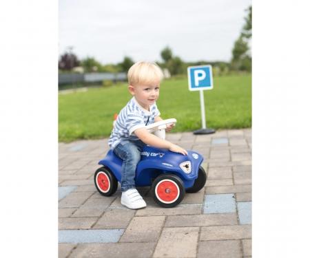 big BIG New Bobby Car Royalblau