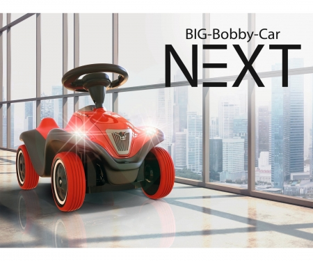 big BIG-Bobby-Car NEXT