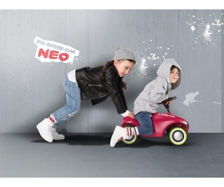 big BIG-Bobby-Car-Neo Pink