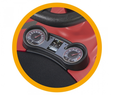 big Bobby-AMG GT Rot