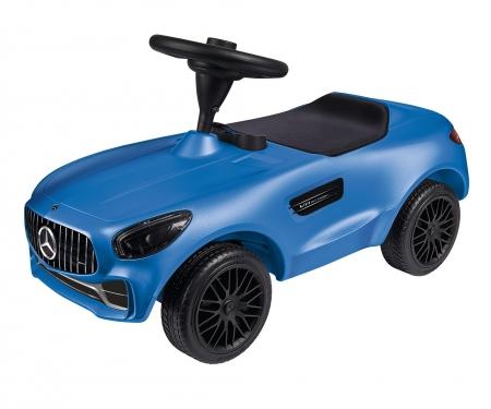 big BOBBY-AMG GT blue