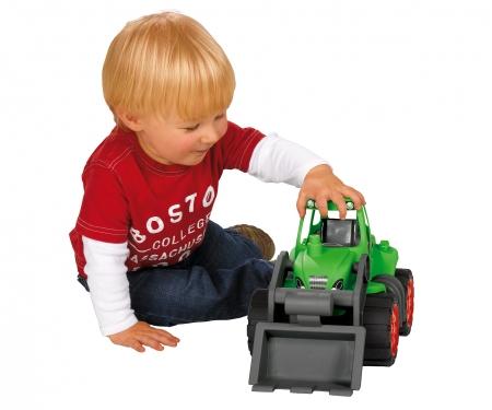 big BIG-Power-Worker Tractor