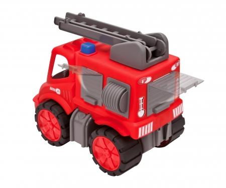 big BIG-Power-Worker Fire Engine