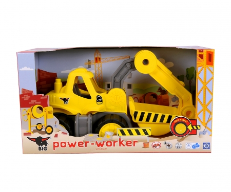 big BIG-Power-Worker Digger