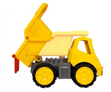 big BIG-Power-Worker Dumper Truck