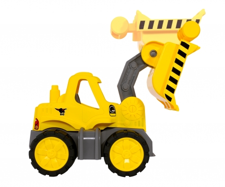 big BIG-Power-Worker Wheel Loader