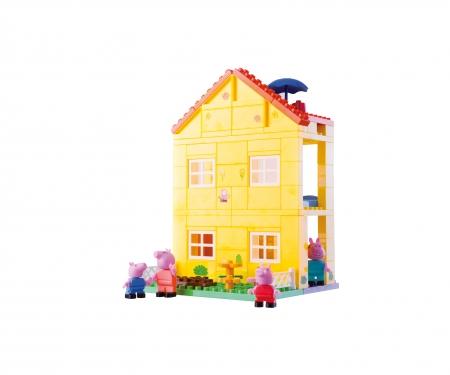 big BIG-Bloxx Peppa Pig Peppas House