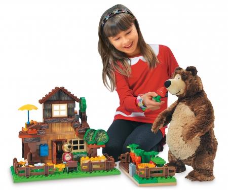big BIG-Bloxx Masha and the Bear - Masha's Garden