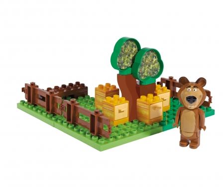 big BIG-Bloxx Masha and the Bear - Bear's Garden
