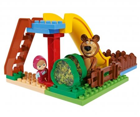 big BIG-Bloxx Masha and the Bear - Pool Fun