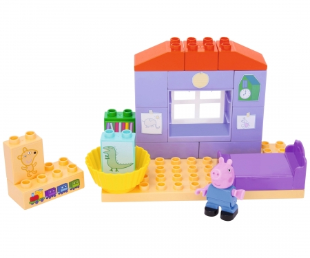 big BIG-Bloxx peppa Pig Basic Sets