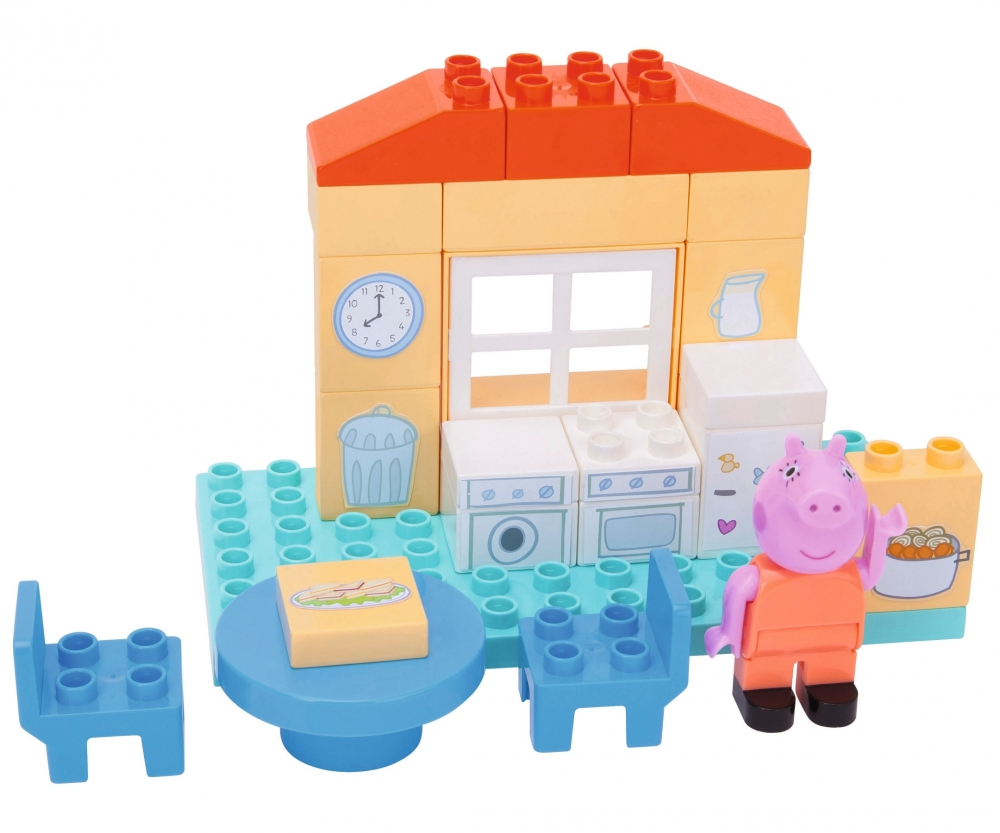 Big Bloxx Peppa Pig Basic Sets Toy Baby Toddler Products