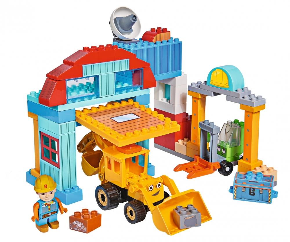 Big Bloxx Bob The Builder Bob S Yard Toy Baby Toddler