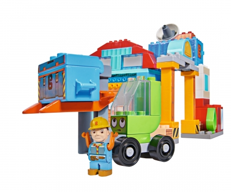 big BIG Bloxx Bob the Builder Bob´s Yard