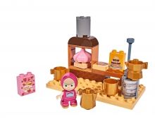 big BIG-Bloxx Masha and the Bear - Masha's Kitchen